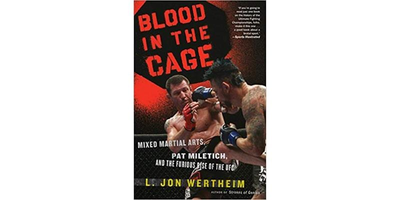 Blood In The Cage by Pat Miletich